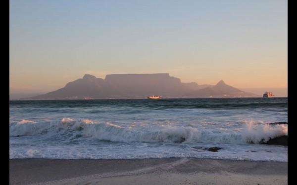 ЮАР. Кейптаун. Столовая гора