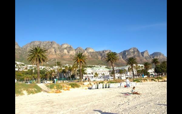 ЮАР. Кейптаун. Двенадцать апостолов