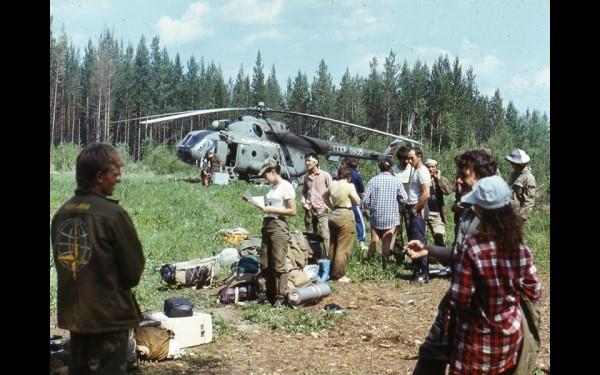 Самую грандиозную экспедицию за всю историю исследования феномена организовали красноярец-поисковик Смирнов и ташкенец-ученый Симонов.