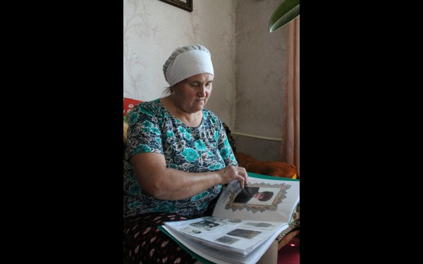 Хамия Тухватулина более 40 лет собира- ла исторические сведения о деревне, но и сейчас ее поиски не прекращаются.