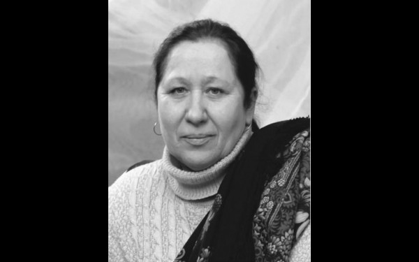 Народная артистка РСФСР  Людмила Стрижова
