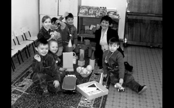 """Наталья Скосырская: """"Если не начать развивать детей в самом нежном возрасте, то многое можно упустить навсегда"""""""