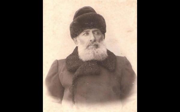 Купец первой гильдии Абрам Новомейский, отец Моисея