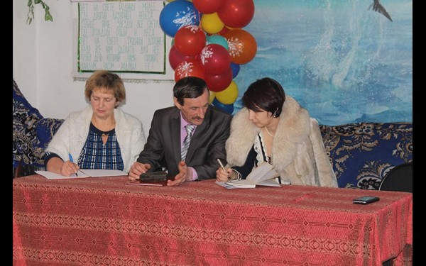 На отчете главы Мирнинского муниципального образования Тайшетского района.