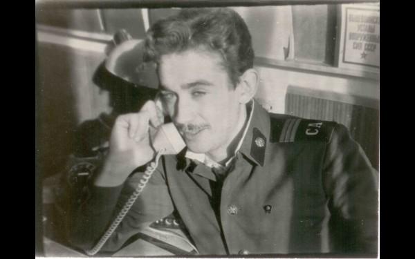 Служба в армии, 1988 год