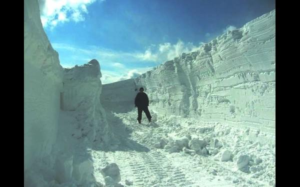 Тоннель пробит, до нового снега дорога открыта.