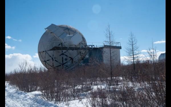 Внезатменный коронограф предназначен для изучения верхних слоёв атмосферы Солнца
