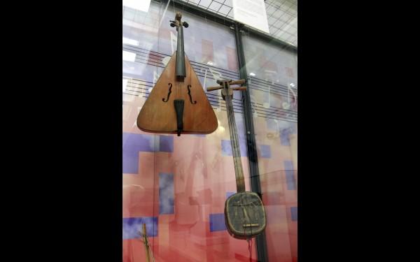 Китайские инструменты долго не имели аналогов в мире