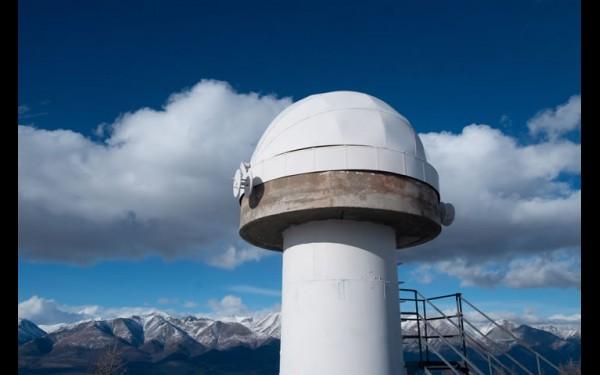 Обсерватория находится на высоте 2000 метров