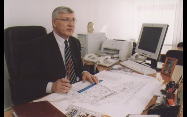 В рабочем кабинете, будучи заместителем губернатора Иркутской области