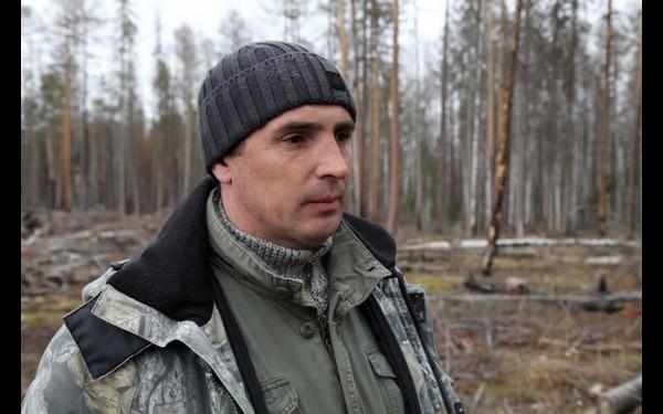 Начальник территориального управления Казачинского-Ленского лесничества Сергей Евсюков