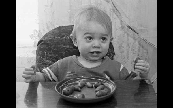 Первый настоящий сибиряк в семье — Борис Борисович