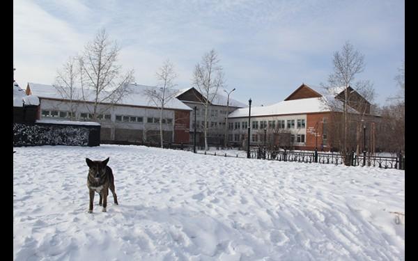 В школе № 2 будут сдавать экзамены школьники всего района