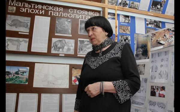 По словам Галины Коломиец, в краеведческом музее есть несколько фрагментов  останков древних животных. Все они подарены местными жителями.