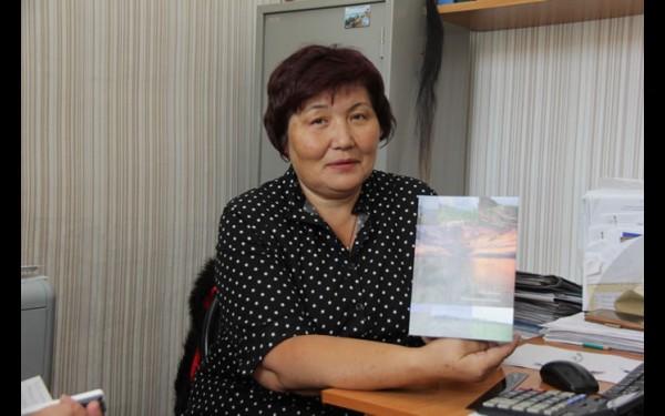 Татьяна Маркисеева заинтересовалась историей своей семьи в 35 лет. Ее знания вошли в книгу, посвященную 80-летию Ольхонского района.
