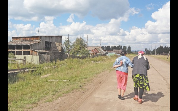 Село Кеуль