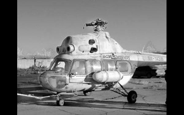 Этот Ми-2 уже никогда не взлетит в небо, но поможет обрести крылья другим машинам