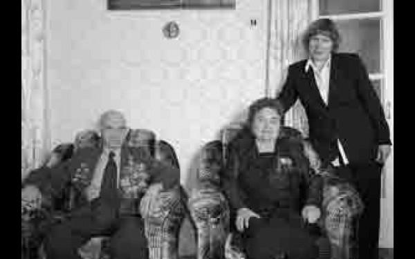 Анатолий Александрович Григорьев ушел на войну после выпускного вечера в школе, а его супруга пережила фашистскую оккупацию в Ставропольском крае