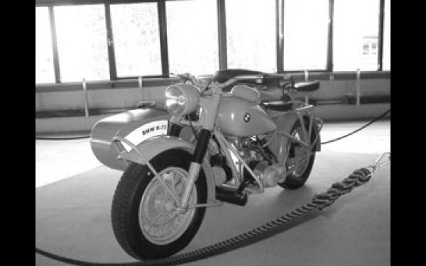 В основе китайского и советского мотоциклостроения — разработки BMW