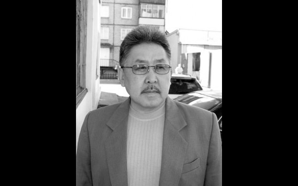 Главный специалист по вопросам казачества Администрации Президента РБ Иннокентий Жербаков