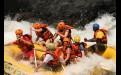 Замбия. Водопад Виктория. Рафтинг на реке Замбези