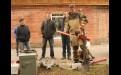 Бензопила — незаменимый помощник лесного пожарного