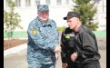 Начальник колонии полковник внутренней службы Андрей Григорьевич Верещак
