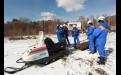 Спасатели АСС Иркутской области.