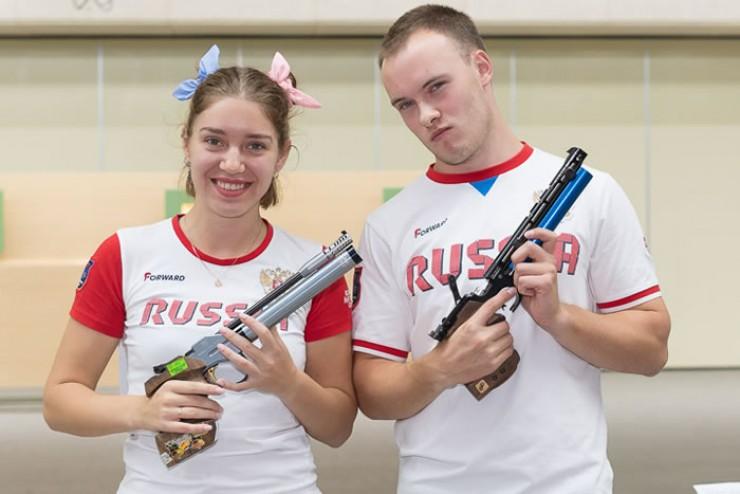 Чемпионы мира! С Виталиной Бацарашкиной