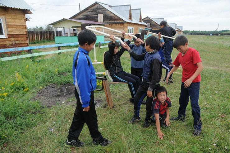 Лагерь в Загатуе новый, отработал всего несколько сезонов. А теперь село сможет похвастать и отремонтированной школой