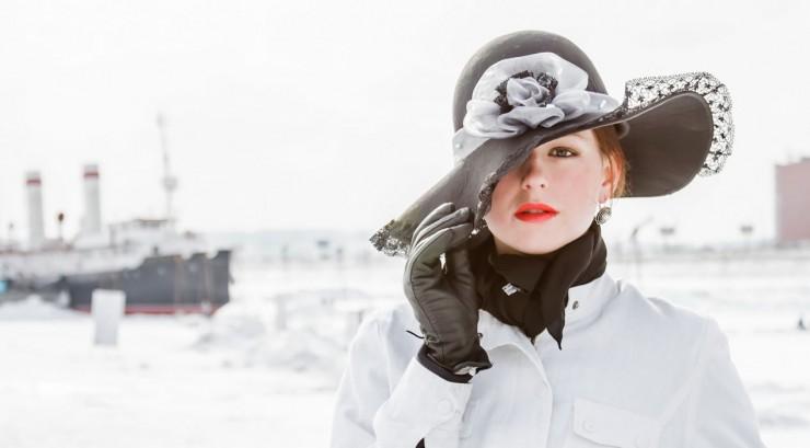 Анна Новикова. «Незнакомка»