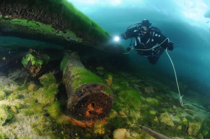 Еще десять лет назад Листвянка была полноценным дайв-районом, Байкалом в миниатюре. Теперь же акватория полностью деградировала.