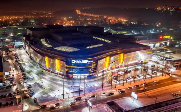 «Сильвер Молл», который позиционируется как крупнейший торговый центр Восточной Сибири, был у проверяющих под особым контролем»