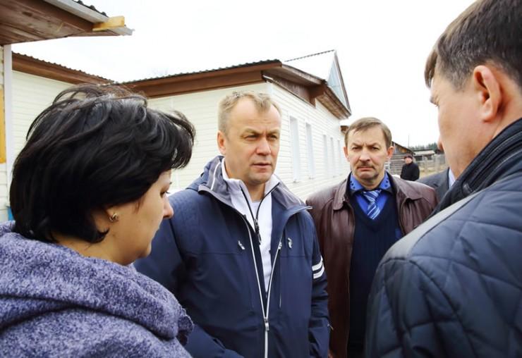 Сергей Ерощенко: «Для глав местных администраций возникновение пожара не должно стать неожиданностью».