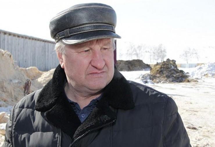 Хозяйство Петра Молева – одно из самых крепких в районе. Он активно занимается и растениеводством, и животноводством.