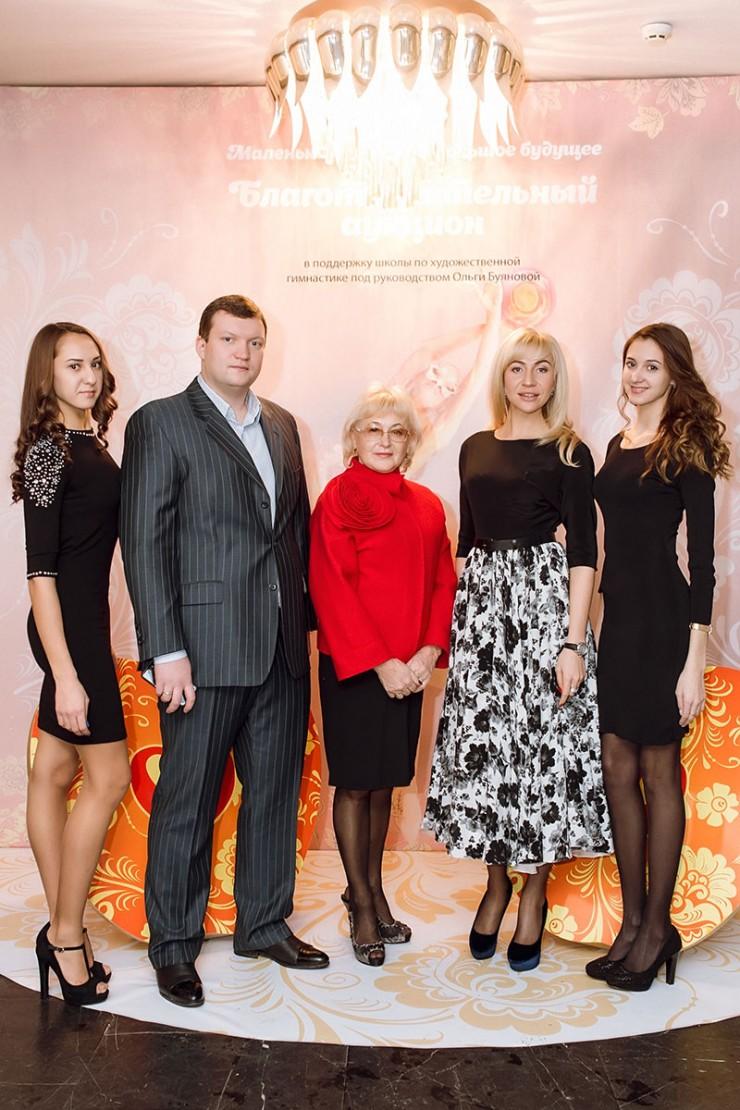 Ольга Буянова выразила огромную благодарность меценатам заподдержку.