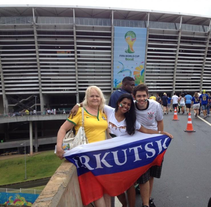 Бразилия узнала, как болеют сибиряки