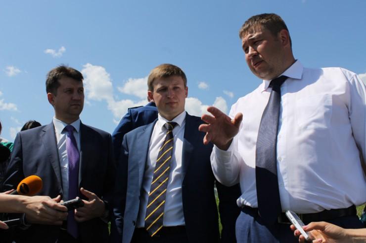 По словам Леонида Михайлика, на следующий год при запуске дополнительных мощностей число подрощенной молоди можно будет увеличить до 12 млн.