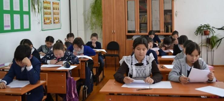 В школах ведется постоянный мониторинг посещаемости учащихся