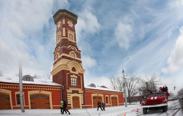 Музей расположен в здании, которое было построено в 1901 году