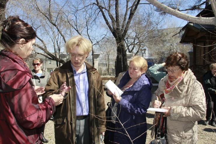 Выездные мастер-классы в Иркутске проходят уже второй год