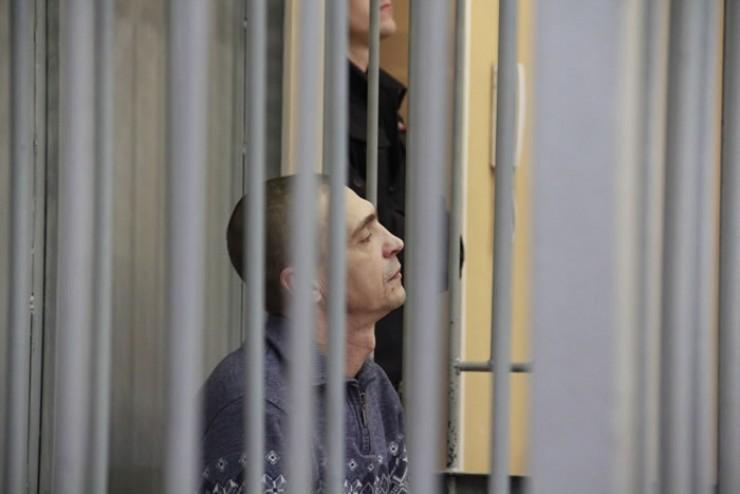 Сергей Поляков в ожидании приговора