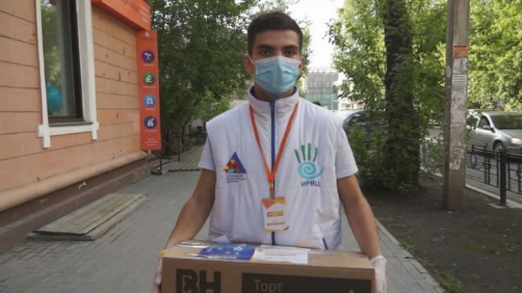 С начала режима самоизоляции волонтеры выполнили уже более 10 тысяч заявок