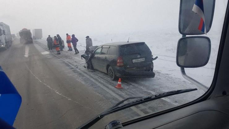 Проанализировав аварийность на дорогах региона, полицейские выяснили, что наибольшее число ДТП произошло в районе села Биликтуй — за неполные два года здесь случилось 22 аварии, в которых семь человек погибли, а более трех десятков получили различные травмы.