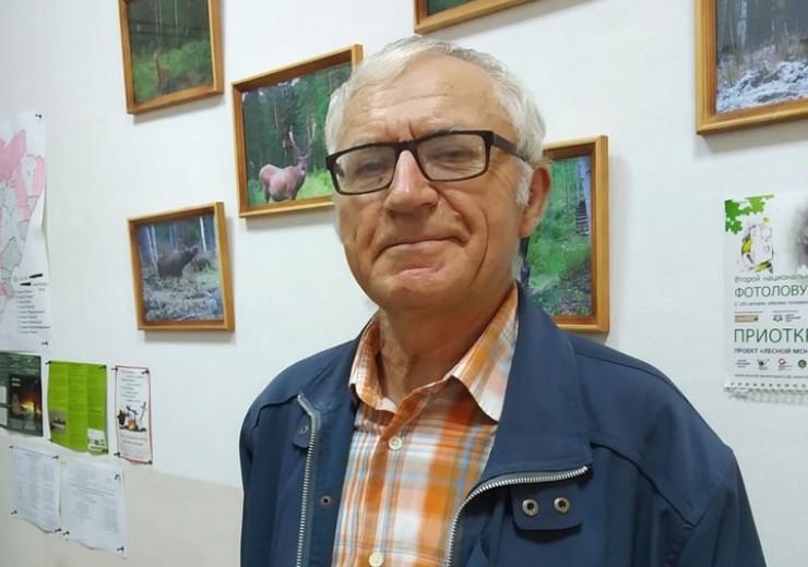 Борис Дицевич: «Большая вода, которая затопила сотни населенных пунктов, затронула и места обитания животных».