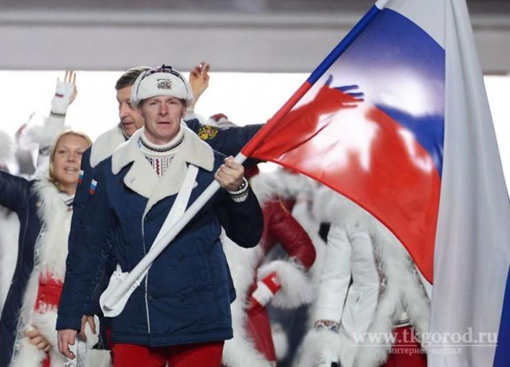На церемонии открытия Олимпийских игр в Сочи в 2014 году Александр Зубков был выбран в качестве знаменосца сборной России.