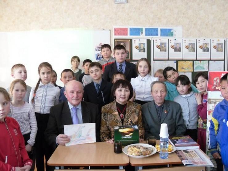 До встречи со свидетелями военного времени дети мало что знали опрошедшей войне