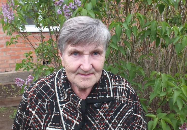 Раиса Никитична не только на работе была примером, она хорошая хозяйка, огородница, рукодельница