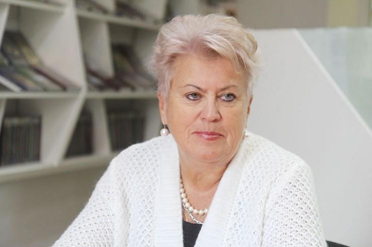 Главный онколог Иркутской области, доктор медицинских наук, профессор Виктория Дворниченко