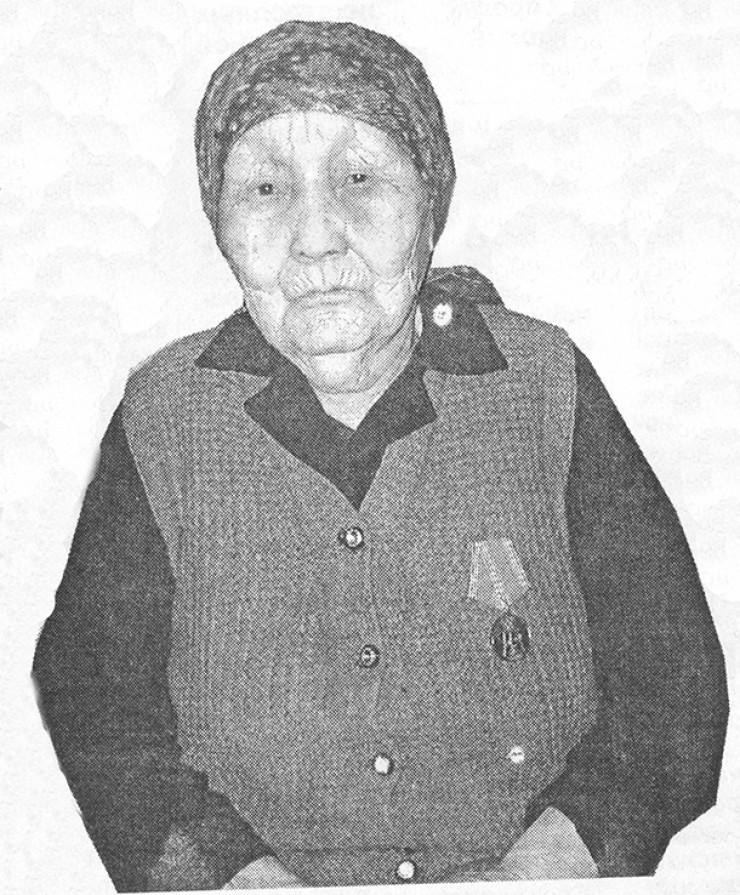 Татьяна Петровна Желбанова